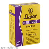 Luvos Heilerde mikrofein Kapseln, 100 ST, Heilerde-Gesellschaft Luvos Just GmbH & Co. KG