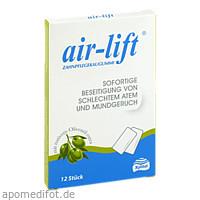 Air-Lift Kaugummi, 12 ST, Curaden Germany GmbH