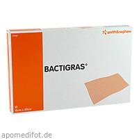 Bactigras 15x20cm, 10 ST, Smith & Nephew GmbH