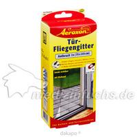 Aeroxon Tür Fliegengitter anthrazit 2x75x215cm, 1 P, Aeroxon Insect Control GmbH