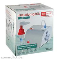 aponorm Inhalationsgerät Compact, 1 ST, Wepa Apothekenbedarf GmbH & Co. KG