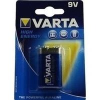 Batterie E Block 6LR61 9V 4922 VARTA HIGH, 1 ST, Vielstedter Elektronik