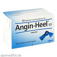 ANGIN HEEL SD, 50 ST, Biologische Heilmittel Heel GmbH