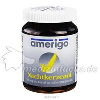 Nachtkerzenöl amerigo 500mg, 100 ST, Amerigo Health Products AG