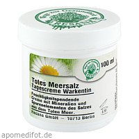 TOTES MEER SALZ Tagescreme Warkentin, 100 ML, Resana GmbH