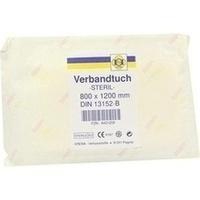 Senada Verbandtuch 80x120, 1 ST, Erena Verbandstoffe GmbH & Co. KG