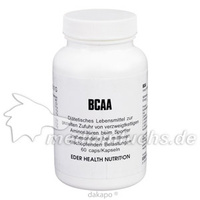 BCAA, 60 ST, Eder Health Nutrition