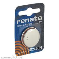 Batterie Lithium Zelle 3V CR 2450N, 1 ST, Vielstedter Elektronik