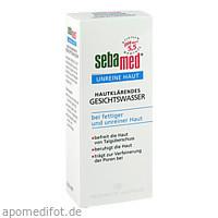 sebamed Unreine Haut Gesichtswasser, 200 ML, Sebapharma GmbH & Co. KG