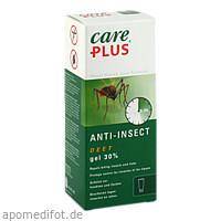 Care Plus Deet-Anti-Insect Gel 30%, 80 ML, Tropenzorg B.V.