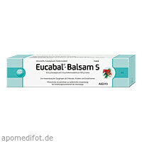 Eucabal Balsam S, 50 ML, Aristo Pharma GmbH
