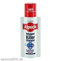 Alpecin Schuppen Killer Shampoo, 250 ML, Dr. Kurt Wolff GmbH & Co. KG