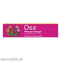 Osa Pflanzen-Zahngel, 20 G, Hermes Arzneimittel GmbH