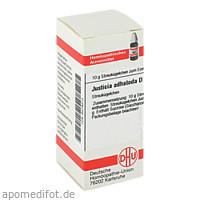 JUSTICIA ADHATODA D 2, 10 G, Dhu-Arzneimittel GmbH & Co. KG