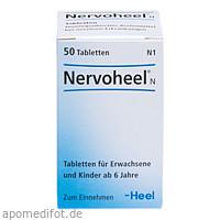 NERVOHEEL N, 50 ST, Biologische Heilmittel Heel GmbH