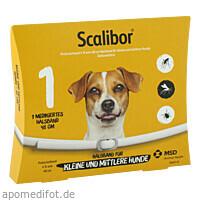 SCALIBOR Protectorband 48 cm f.kleine-mittl.Hunde, 1 ST, Intervet Deutschland GmbH