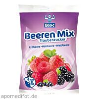 Bloc Traubenzucker Beeren-Mischung Beutel, 75 G, Dr. A. & L. Schmidgall GmbH & Co. KG