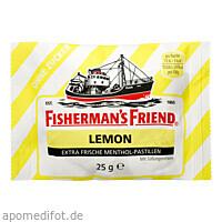 FISHERMANS FRIEND LEMON O Z, 25 G, Queisser Pharma GmbH & Co. KG