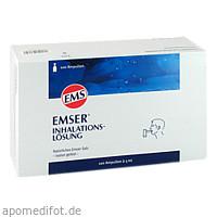 Emser Inh. Lsg., 100 ST, Sidroga Gesellschaft Für Gesundheitsprodukte mbH