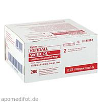 Alkoholtupfer WEBCOL ST 3.5X3.5, 200 ST, Cardinal Health Germany 507 GmbH