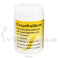 Grapefruitkern, 100 ST, merosan GmbH