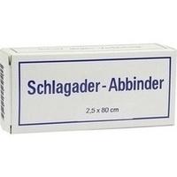 Arterienabbinder 80x2.5cm, 1 ST, Dr. Junghans Medical GmbH