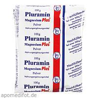 PLURAMIN MAGNESIUM PLUS NACHFUELLBEUTEL, 300 G, Pharma Peter GmbH