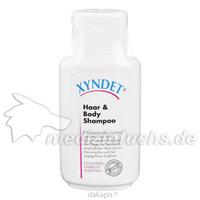 XYNDET-HAAR-UND BODYSHAMPOO, 200 ML, XYNDET COSMETIC GmbH