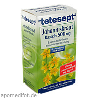 Tetesept Johanniskraut Kapseln, 100 ST, Merz Consumer Care GmbH