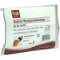 BORT STABILO HANDGELENKBANDAGE BLAU GR 2, 1 ST, Bort GmbH