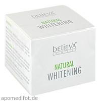 BELIEVA Natural Whitening Creme, 30 ML, Believa GmbH