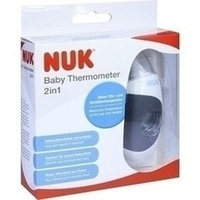 NUK Baby Thermometer 2in1, 1 ST, Mapa GmbH