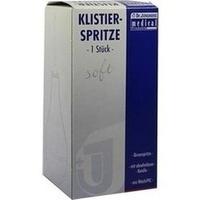Klistierspritze 25g Gr.1 birnenf. aus Weich-PVC, 1 ST, Dr. Junghans Medical GmbH