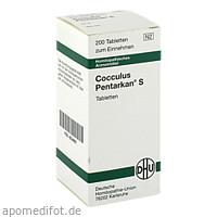 COCCULUS PENTARKAN S, 200 ST, Dhu-Arzneimittel GmbH & Co. KG