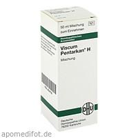 VISCUM PENTARKAN H, 50 ML, Dhu-Arzneimittel GmbH & Co. KG