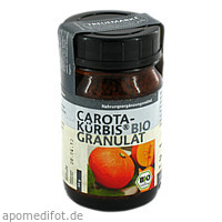 Carotakürbis Dr. Pandalis Granulat, 50 G, Dr. Pandalis GmbH & Co. KG Naturprodukte