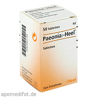 Paeonia comp.-Heel, 50 ST, Biologische Heilmittel Heel GmbH