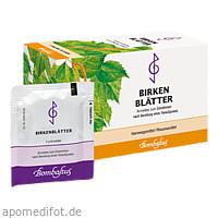 Birkenblätter, 20X2 G, Bombastus-Werke AG