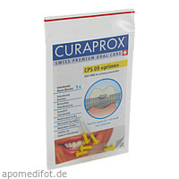 CURAPROX CPS 09 gelb, 5 ST, Curaden Germany GmbH