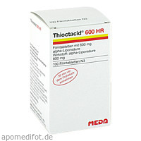 Thioctacid 600 HR, 100 ST, Meda Pharma GmbH & Co. KG