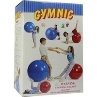 Gymnicball 55cm rot, 1 ST, Rehaforum Medical GmbH