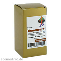 Yamswurzel, 120 ST, Diamant Natuur GmbH