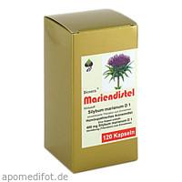 Mariendistel Bioxera, 120 ST, Diamant Natuur GmbH