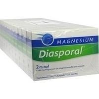 MAGNESIUM DIASPORAL 2mmol, 50X5 ML, Protina Pharmazeutische GmbH