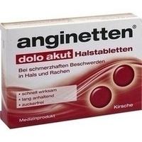 anginetten dolo akut Halstabletten, 24 ST, MCM KLOSTERFRAU Vertr. GmbH