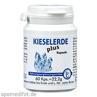 Kieselerde plus, 60 ST, Pharma Peter GmbH