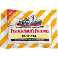 Fishermans Friend Tropical ohne Zucker, 25 G, Queisser Pharma GmbH & Co. KG