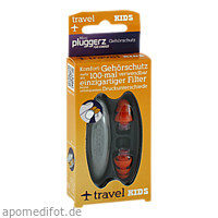 Pluggerz All Fit Travel Kids, 2 ST, Apo Team GmbH