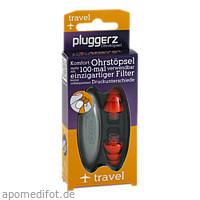 Pluggerz All Fit Travel, 2 ST, Apo Team GmbH