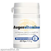 Augenvitamine, 60 ST, Pharma Peter GmbH